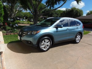 2014 Honda CRV XL-Navi Mountain Aire Metallic
